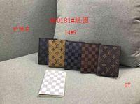 kartvizit sahipleri kadınlar toptan satış-Marka Tasarımcısı Kadın pasaport kapağı credt kart tutucu erkekler iş seyahat pasaport pasaport carteira masculina için tutucu cüzdan kapakları