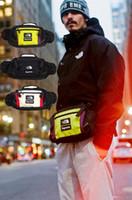 material de voleibol al por mayor-2019 Sup Pack Cofre Unisex Riñonera Moda Cintura Bolsa Hombres Lienzo Hip-Hop Cinturón Bolsa Hombres Mensajero Bolsas 18ss Pequeño bolso de hombro