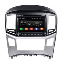 Wholesale wma mobile phone for sale - Group buy 1024 IPS Octa Core din quot Android Car dvd Player for Hyundai H1 RDS Radio GPS Bluetooth WIFI USB GB RAM GB ROM