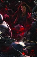 2015 Movie Poster 24x36 - Iron Man Comic Con Avengers 2 Age of Ultron