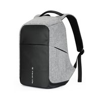 Wholesale 15inch laptops resale online - Mark Ryden Multifunction USB charging Men inch Laptop Backpacks For Teenager Fashion Male Mochila Travel backpack anti thief