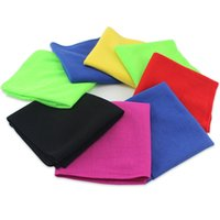 Wholesale gone fishing resale online - Outdoors Riding Scarf Men And Women Universal Quick Drying Collar Go Fishing Sunscreen Face Towel Pure Color Fashion mxI1