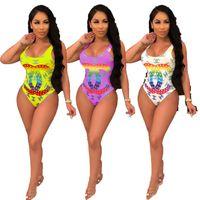 mini swimwear para as mulheres venda por atacado-Atacado mulheres Swimwear O Mais Recente Designer de moda Biquíni Para As Mulheres Maiô Sexy Maiôs Sexy One-piece Swimsuits klw1590