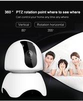 moniteur lcd portable 2,5 pouces achat en gros de-Caméra IP Wifi 1080P HD vision nocturne bidirectionnelle audio sécurité bébé moniteur de surveillance à domicile vidéo surveillance