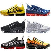 wholesale dealer 1d8e3 98f4d Nike Air Max VAPORMAX TN Plus VM Hyper Blue TN Plus para mujer Zapatillas  de running para hombre Degradado de plata Blanco EE. UU. Cebra off Classic  ...