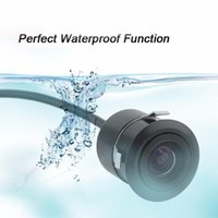 auto ccd kamera großhandel-IP67 18.5mm wasserdichte Auto-Rückfahrkamera-Rückunterstützungs-HD CCD-bunte Anzeigen-Kamera NTSC / PAL mit Lochsäge AAA1000