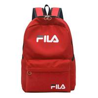 encantos de la cremallera al por mayor-Diseñador de mochilas 2019 mochilas de diseño moda mujer dama negro rojo mochila bolso encantos mini mochila mini mochila3