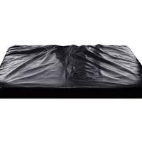 schwarzes bettwäsche großhandel-Gemütliches PVC-Bettlaken für nasse Spiele, wasserdichtes Bettwäscheset in Originalgröße