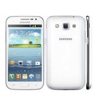 4.7 zoll smartphone 3g großhandel-Samsung Galaxy Win I8552 Quad Core Dual-SIM-Karte 4,7 Zoll 1 GB RAM 4 GB ROM 5MP 3G Bluetooth WIFI Entsperrt Touchscreen-Smartphone