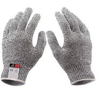 Wholesale level gloves for sale - Group buy Cut resistant Gloves Knife Anti cutting Hand Protection Gloves Food Grade Level Cut Protection Finger Glove Safety Kitchen Glove GGA2722