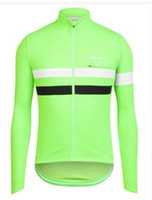 ingrosso maglie di calore-Ciclismo Jersey Sport Giacca da bicicletta Mountain Coat cappotto allentato all'aperto uomini e donne Colori Mix resistente al calore 77 4qxf1