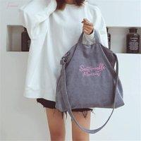 Wholesale fashion shoppers resale online - Women Corduroy Canvas Tote Ladies Casual Shoulder Bag Shopping Shopper Hand Bags For Female Messenger Korean Fashion Handbag Bag