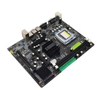 Wholesale lga 775 motherboards resale online - 945 Motherboard GC ICH Chipset Support LGA Dual Channel DDR2 Memory