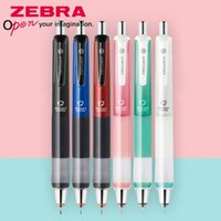 sistemas japoneses venda por atacado-1 pcs Novo Japão ZEBRA MA93 Delicado Soft Handshake Delguard Sistema Núcleo Anti-break 0.5mm Lápis Automático
