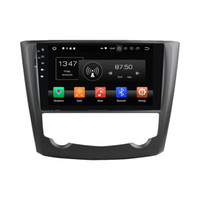 Wholesale auto radio dvd android resale online - Android Octa Core din quot Car DVD Player GPS for Renault Kadjar Auto RDS Radio GB RAM Bluetooth WIFI USB DVR GB ROM