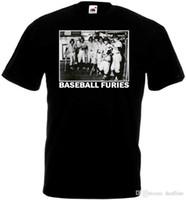 schwarzes baseball t-stück großhandel-Baseballart-T-Shirt 2018 des Sommers Art-Schwarzes alle Größen S ... 5XL Qualitäts-Spitzen-T-Stücke