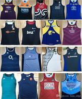 ingrosso cowboy nero camicia xxl-2019 Rugby Vest All Blacks Maori West Tigers Broncos Cowboys Marron Holden Crusaders Chiefs Irlanda Scozia Fiji Australia Tonga Magliette