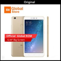 vendas de video-telefone venda por atacado-Hot Sales Original Xiaomi Mi Max 2 4 GB de RAM 64 GB 6.44