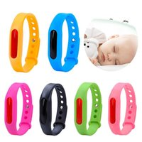 Wholesale asian mix baby online - Repellent Hand Ring Pregnant Woman Children Baby Adult Wrist Strap Natural Wristband Non Toxic Plant Essential Oil Bracelet