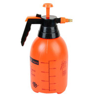 ingrosso giardinaggio spray bottiglie-2L Spruzzatore portatile a pressione giardino Spray bottiglia bollitore pianta fiori Annaffiatoio pressurizzato spruzzatore attrezzi da giardinaggio