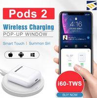Trustful New 2019 I30 Tws Pop-up 1:1 Size Replica Wireless Earphone 6d Super Bass Bluetooth 5.0 Earphone I30tws Pk W1 Chip 1:1 I20 Earphones & Headphones Bluetooth Earphones & Headphones