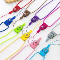 веревочные ремни оптовых-Многофункциональный ремешок для мобильного телефона веревка для Samsung Galaxy S10 lite plus для iphone X xr xs max чехол Ремешок на шею Ремешок для телефона Украшение