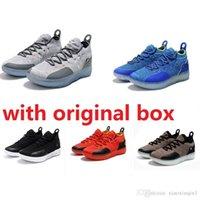 los angeles 67978 b1ba3 Günstige neue Frauen KD 11 Schuhe Basketball zum Verkauf MVP BHM Herren Kevin  Durant Xi niedrige Kinder Jungen Stiefel Turnschuhe mit Originalverpackung