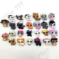 Wholesale moving toys baby for sale - Group buy Hottest Bulk lol doll can spray water limbs move lol pet dog doll Kids toys DHL