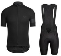 Wholesale rapha bicycle clothing for sale - Group buy 2019 Pro team Rapha Cycling Jersey Ropa ciclismo road bike racing clothing bicycle clothing Summer short sleeve riding shirt luzedan