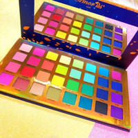 eyeshadow pigment palette großhandel-Marke Amorus 32 Color Lidschatten-Palette Erinnere dich an mich 32 Shadow Pressed Pigment Limited Edition Palette