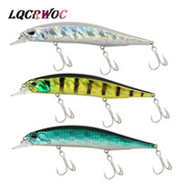 Wholesale japan minnow lure resale online - Hot Minnow g cm fishing lure whopper tuna bass pike lures big fish swing crank bait japan fishing tackle pesca ice winter
