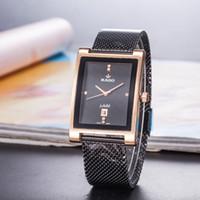 damen-gürtel großhandel-Shengke Neue Modemarke Frauen Kausalen Armbanduhren Mesh Gürtel Mix Match Luxus Weiblichen Kleid Quarzuhr Damen Armbanduhr 2019
