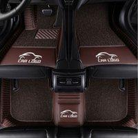 Wholesale 3d car floor mats for sale - Group buy Custom fit car floor mats for logoaltima Rouge X trail Murano Sentra Sylphy versa Tiida D car styling carpet floor liner