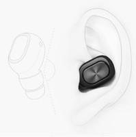 görünmez kablosuz mikro kulaklık toptan satış-Yeni Q1 Q26 K8 mono küçük stereo kulakiçi gizli görünmez kulaklık mikro mini kablosuz kulaklık telefon için bluetooth kulaklık k ...
