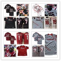 south carolina gamecocks venda por atacado-Nome do produto: NCAA South Carolina Gamecocks Futebol Jersey Rico Dowdle OrTre Smith 13 Shi Smith Sadarius Hutcherson Randrecous Davis Camisa