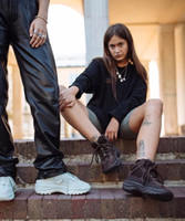 ingrosso le scarpe da tennis di pallacanestro di marca-Stivale Desert Designer Kanye Martin stivali moda scarpe da basket di lusso stagione 6 stelle stivaletti da uomo di marca Sneakers per uomo outdoor trainer