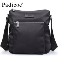 Wholesale gift bag extra resale online - NewMen s Fashion genuine leather handbag Shoulder bags Waterproof Casual Crossbody Male Ultra Light Nylon Messenger Gift For designer tote