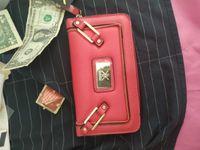 venta de billetera larga al por mayor-Lovely Classic 2 Venta caliente Kk Wallet Long Design Mujeres Carteras PU Leather Kardashian