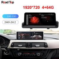 """gps für bmw-serie großhandel-10.25 """"1920 * 720 Resolutie Android Multimedia-Touch Screen für BMW 3er E90-E93 Auto 2005-2012 traf Radio GPS Navigatie"""