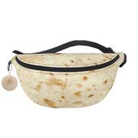 известные детские марки оптовых-Xiniu Burrito Baby Adult Tortilla Blanket Novelty Fashion Dad Waist Bag  Tasca delle signore#30
