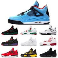 Wholesale sprots shoes for sale - Group buy New Arrival s Men Basketball Shoes Black White Pizzeria Cat Cement Raptors Royalty Pure Money Fire Red Bred Blue Mens Sprots Sneakers
