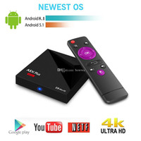 Wholesale usb wifi hdmi android tv for sale - Group buy A5X Plus Android TV Box RK3318 Quad Core bit Cortex A53 GB GB USB Wifi K VP9 H HDR10 Media Player PK X96 A95X
