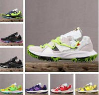 Wholesale athletics soft spikes for sale - Group buy 2020 New Zoom Terra Kiger Athletics Running Shoes Green Black White Outdoor MEN cleats Sport trainers Mens Designer Sneakers size