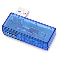 leitor de código pin para ford venda por atacado-Frete Grátis Yentl Hot Trends KW201 Detector de Tensão Atual de Energia USB Tester Portátil Display Digital