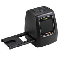 ingrosso diapositive a film negativi per scanner-Relliance EC018 Film Scanner 135mm / 126mm / 110mm / 8mm Ad alta risoluzione Negative Film Scanner Convertitore USB MSDC EU / US plug