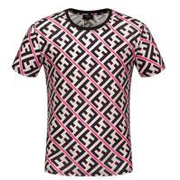f алфавит оптовых-Мужские дизайнерские футболки F Алфавит с принтом белая футболка Роскошные мужские модные футболки с принтом хип-хоп Streetwear Мужские дизайнерские футболки