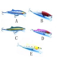 Wholesale sinking minnow lures online - Sinking Minnow Fishing Lure g cm Long Shot Hard Carp Fishing Bait New Hard Bait Wobbler Plastic Lure