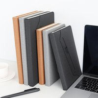 ingrosso regalo di ordine del giorno-A5 Gifts business notebook con accessori per la casa portapenne Notebook Ufficio Scolastico cancelleria Blocco note Spesso cancelleria Agenda Ufficio Scolastico