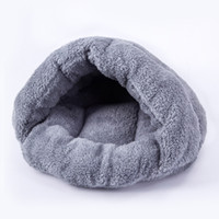 Wholesale multifunctional beds for sale - Group buy Small Dog Washable Multifunctional Pet Supplies Sofa Sleeping Cat Bed Warm Nest Eco friendly Indoor Soft Four Seasons