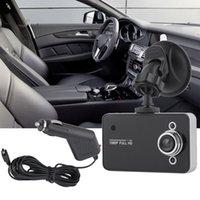 sd kartenschreiber hdmi großhandel-Full HD 720P TFT-BILDSCHIRM Kamera Auto DVR Kamera Recorder Dash Cam Camcorder Fahrzeug mit G-Sensor Registrator mit Retail BoxFree Versand